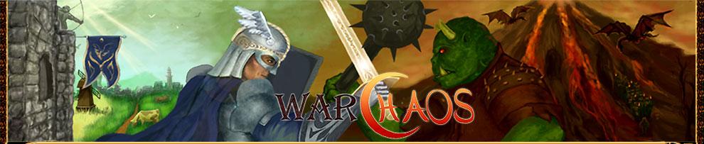 War Сhaos - стратегическая игра онлайн